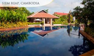 73% off 3D2N/4D3N/5D4N SIEM REAP stay at 5* Angkor Miracle Resort & Spa