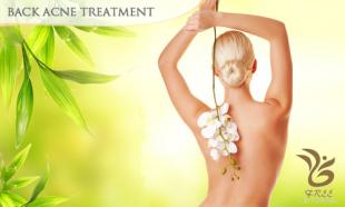 ORCHARD & MARINA : 92% OFF Back Acne / Scar Treatment / Facial + $100 Service Voucher (for first 30 customers) with Free Skin & Body Perfect