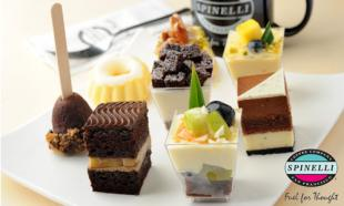 50% OFF Spinelli Coffee Cash Vouchers