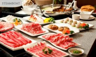 OUTRAM PARK: 49% off All-You-Can-Eat Steamboat Buffet + QQ Dessert! (VALID DAILY till 12am)!