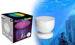 64% OFF Ocean wave Projector Pot + Free Door-to-Door Delivery