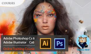 Option 1 : 80% off Adobe Photoshop CS6 & Adobe Illustrator CS6 Online Training Course (1 PAX)
