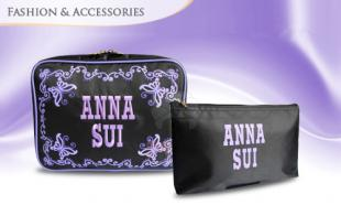 71% off Genuine ANNA SUI Multipurpose Embroidered Pouch + FREE Courier Delivery