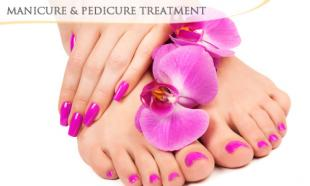 CLEMENTI : Up To 77% OFF Sessions of Classic Manicure & Pedicure + Feet Scrub + Hydrating/ Whitening Feet Mask + SGD20 Voucher at Advance Beauty Express