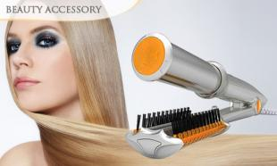 73% off InStyler Hair Straightener & Curler 