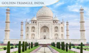 41% off 7D5N INDIA Golden Triangle Package (Delhi/ Agra/ Jaipur) via Jet Airways