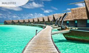 60% off 4D3N MALDIVES 5* Paradise Island Resort & Spa via SQ
