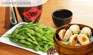 SGD22 Nett for 4-Course Signature Feng Bo Zhuang (风波庄) Cuisine ! Fit for 2 Pax ! Dine Kung-Fu style !