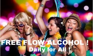 67% OFF FREE FLOW Alcohol Buffet at Clarke Quay, VALID DAILY !