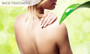 BEDOK : 89% off 40mins Back Treatment