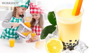63% off 3-Day Children's Bubble Tea Entrepreneurship Workshop @ Tampines
