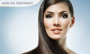 CLEMENTI: 90% Off Loreal Hair Spa Treatment + Wash & Blow + $20 Voucher with Advance Hairdo!