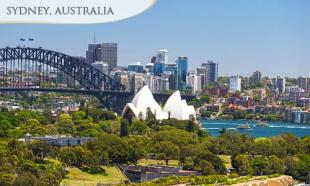 35% off 6D4N SYDNEY Tour Package (Blue Mountains Tour/Port Stephens Tour/City Tour)