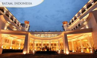 70% off 2D1N BATAM 4* Harmoni One Hotel + 60mins Massage OR Homemade Bird's Nest Soup