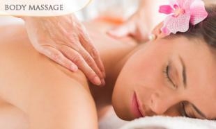 BEDOK : 78% off 45mins Swedish Spa Massage for Ladies