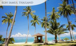 34% off 3D2N/4D3N/5D4N KOH SAMUI via Bangkok Airways