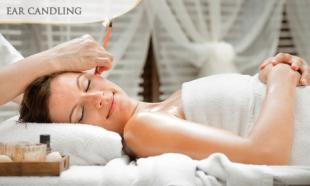 HOUGANG: 77% Off 60 Min Ear Detox Candling + Lymphatic Drainage Massage with K&Y Beauty!
