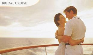 58% off 4-Hour Luxury Bridal Cruise Rental for Pre-Wedding/Wedding Shoot (for 4 PAX)