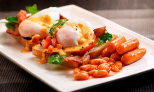 BEST BRUNCH EVER! 51% off Decadent 3-Course Brunch Affair, valid DAILY!