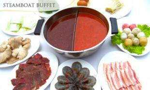 SGD19.80 ONLY for Steamboat Buffet & Hawker's BBQ Night @ Lim Kee Noodle House, Toa Payoh Central! BBQ Sambal Stingray, prawns, fried chicken wings, vegetables and more! 