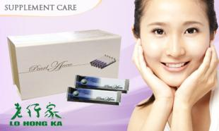 20% off 120 Sachets of Pearl Anew from LO HONG KA