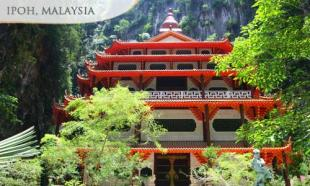 UP TO 21% off 3D2N GOPENG + TAIPING + IPOH Tour with Return Coach Transfer (ADULT / CHILD)