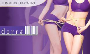 JURONG: UP to 96% OFF Bye-Bye Fat Treatment with Dorra Slimming!