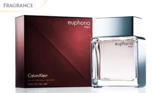 UP TO 62% off Authentic Calvin Klein Perfumes for Men & Women (7 Choices)