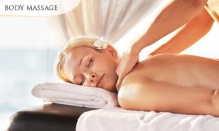 HOUGANG : 66% off 60mins Full Body Traditional Acupressure Points Massage + Ginger Tea
