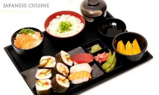 IMMEDIATE REDEMPTION! 50% off Japanese Executive SUSHI / MAKI / SASHIMI Bento Set at Tanjong Pagar MRT