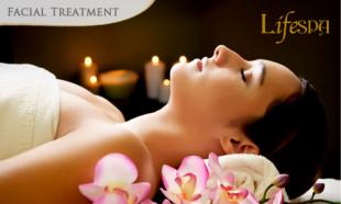 CARLTON HOTEL / TRIPLEONE SOMERSET : UP TO 93% off Golden Radiance Facial Treatment with LifeSpa!