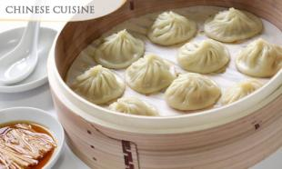SGD8 Nett for Signature Handmade 10 Pcs Xiao Long bao+ 2 Drinks at Feng Bo Zhuang, Chinatown!