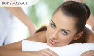 ORCHARD : 74% OFF 60Mins of Aromatic Full Body Massage at Sixth Sense Beauty & Slimming Salon
