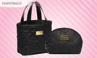 Up To 69% OFF CECIL McBEE 25th ANNIVERSARY BOOK Tote & Pouch