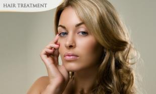 TG. PAGAR : 87% off Japanese Silky Hair Colour OR Creative Highlights + Shiseido Water Spa Treatment + W + B + FREE Scalp Analysis