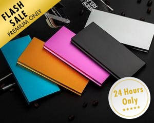 Super Slim 20000 mAH Powerbank
