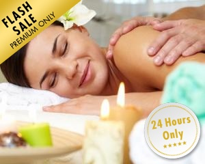 Aroma Oil Full Body Massage