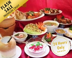 Award-Winning SuanThai Buffet Lunch