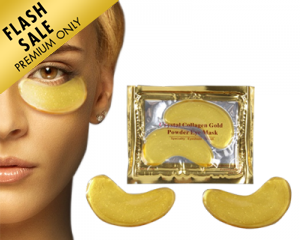 Collagen Eye Masks or Collagen Face Masks
