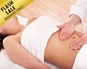 Tummy Detox Massage + Tummy Candling