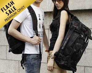 Multifunction Fashion Leisure Backpack