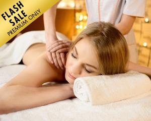 Javanese / Balinese / Aroma Full Body Massage