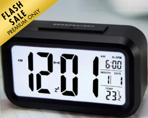 Multi-Function Smart Alarm Clock