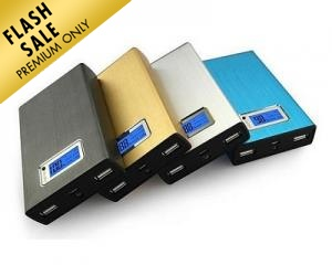 50,000mAh Power Bank with Digital Screen